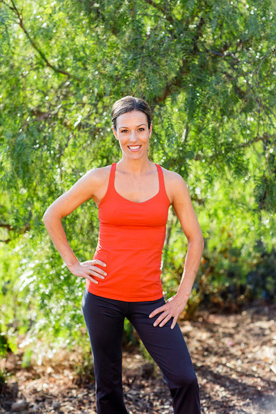 Personal Health & Fitness Specialist, Elisabeth Kahan, M.S.